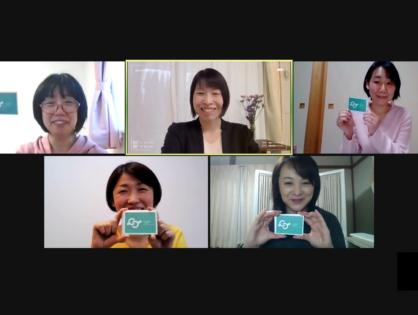 【開催報告】こころカード・インストラクター勉強会「第一回こころカードでおしゃべりしましょ」